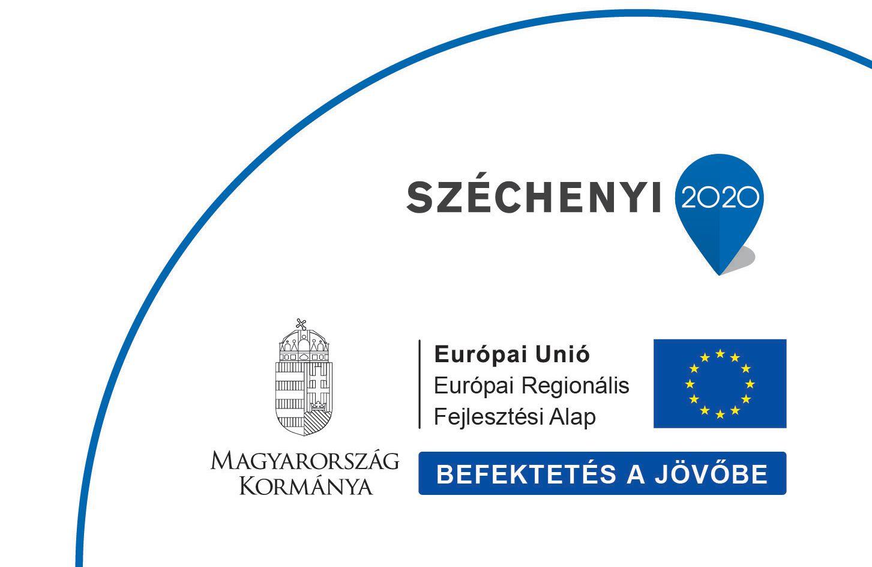 Széchényi2020 Európai Regionális Fejlesztési Alap